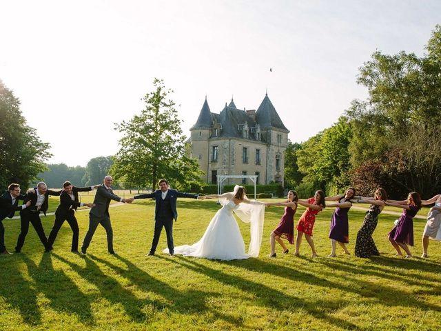 Le mariage de Sébastien et Mélanie à La Mothe-Achard, Vendée 97