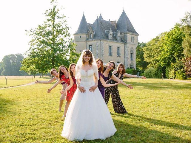 Le mariage de Sébastien et Mélanie à La Mothe-Achard, Vendée 98