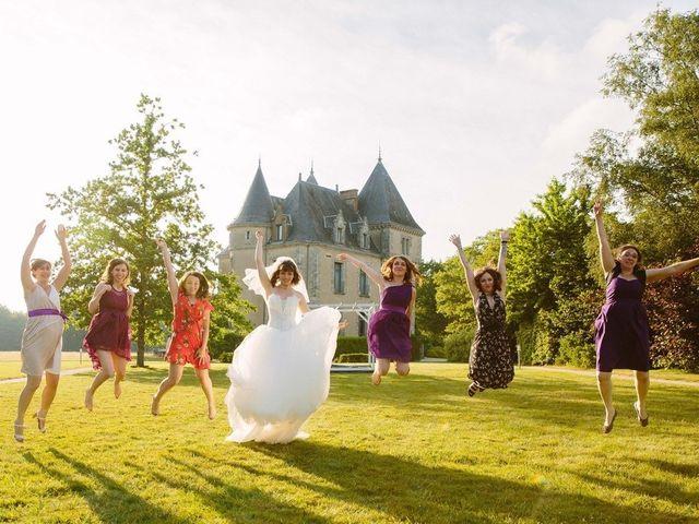 Le mariage de Sébastien et Mélanie à La Mothe-Achard, Vendée 99