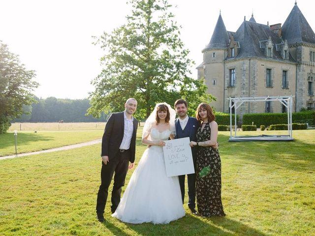 Le mariage de Sébastien et Mélanie à La Mothe-Achard, Vendée 100