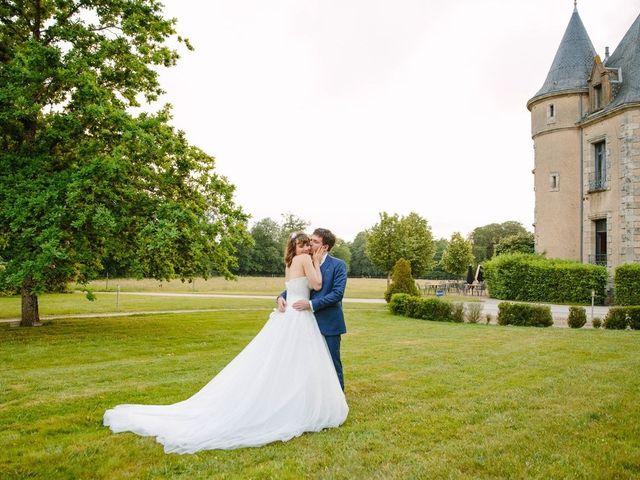 Le mariage de Sébastien et Mélanie à La Mothe-Achard, Vendée 107