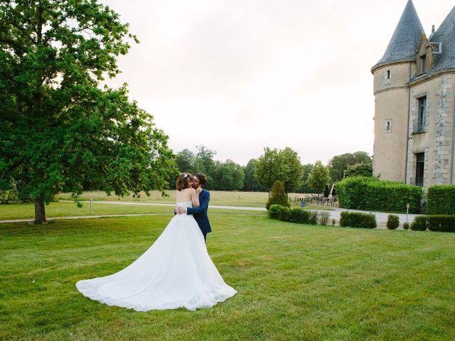 Le mariage de Sébastien et Mélanie à La Mothe-Achard, Vendée 109
