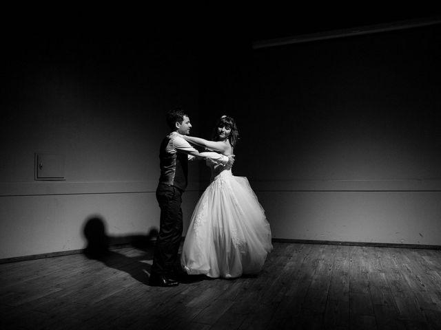 Le mariage de Sébastien et Mélanie à La Mothe-Achard, Vendée 135