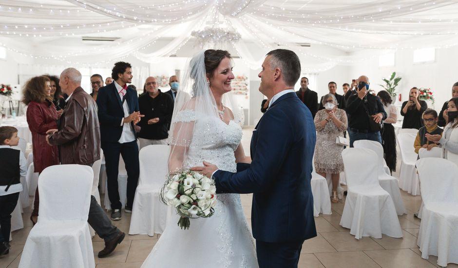 Le mariage de Ghislain et Edwige à Marignane, Bouches-du-Rhône