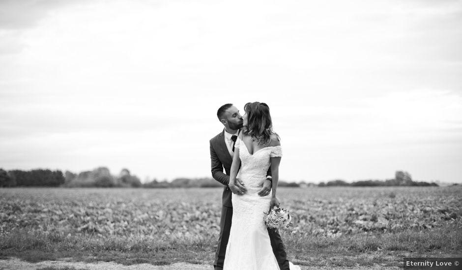 Le mariage de Jeremy et Pauline à Draveil, Essonne