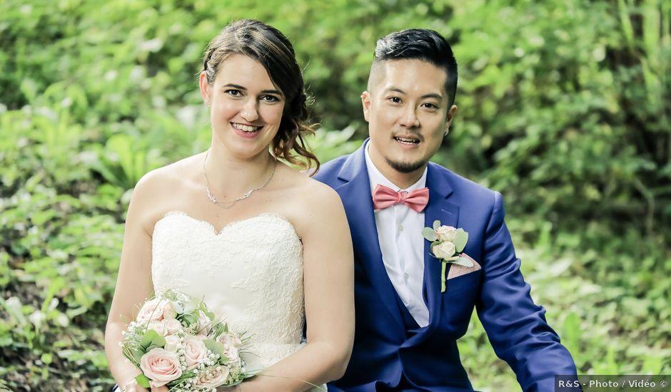 Le mariage de Rémy et Cynthia à Amécourt, Eure