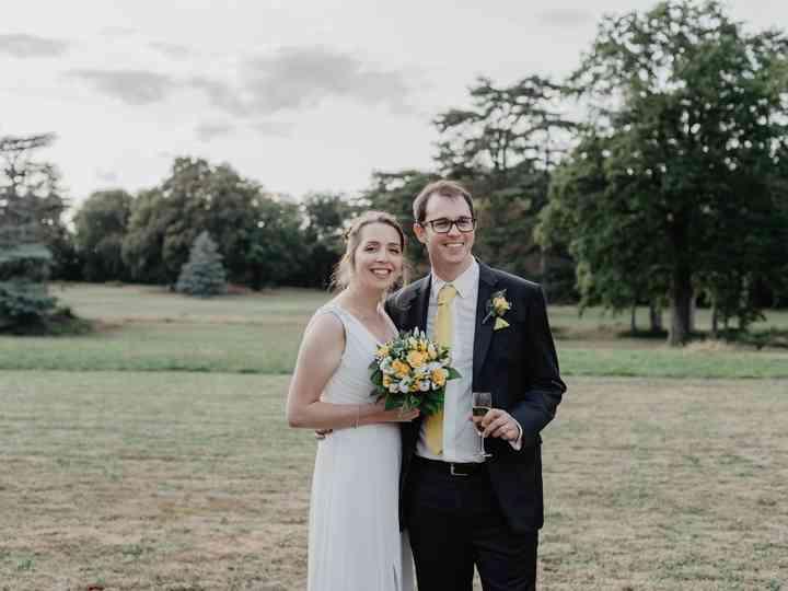 Le mariage de Cécile et Sébastien