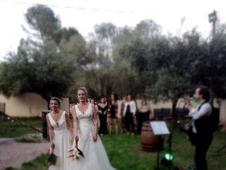 Le mariage de Johanna et Estelle 1