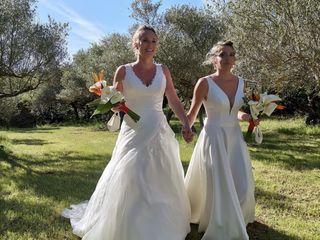 Le mariage de Johanna et Estelle