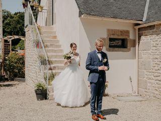 Le mariage de Léa et Arthur 1