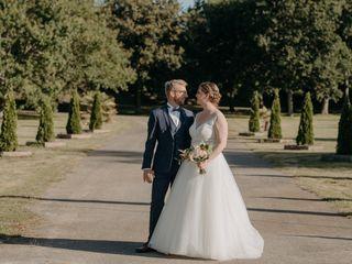 Le mariage de Léa et Arthur