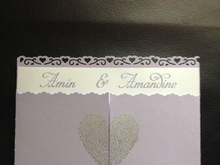 Le mariage de Amandine et Amin 1