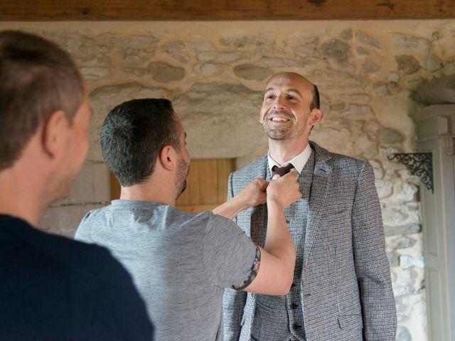 Le mariage de Fred et Sandra à Lans-en-Vercors, Isère 11