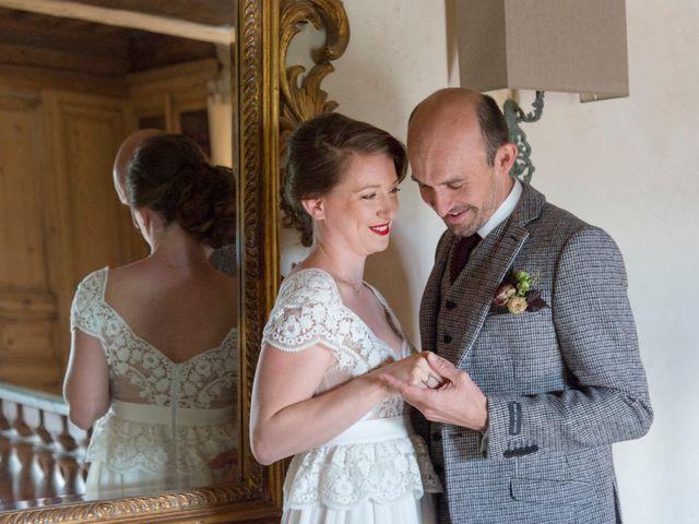 Le mariage de Fred et Sandra à Lans-en-Vercors, Isère 15