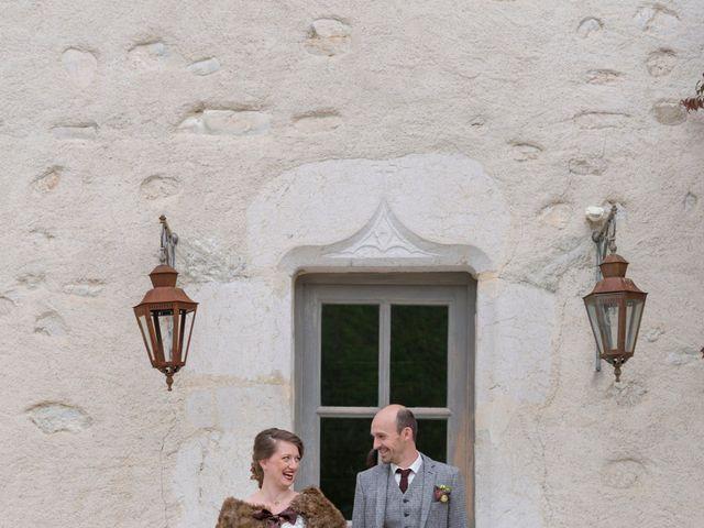 Le mariage de Fred et Sandra à Lans-en-Vercors, Isère 18