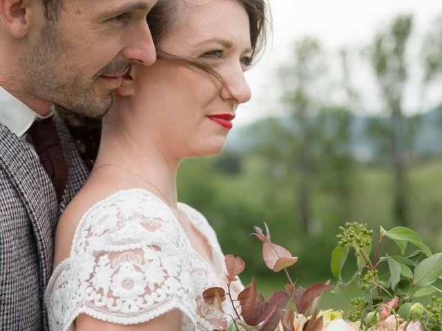 Le mariage de Fred et Sandra à Lans-en-Vercors, Isère 19