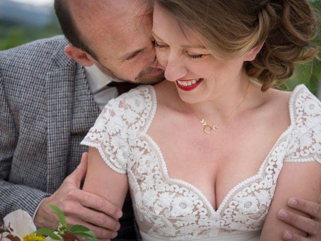 Le mariage de Fred et Sandra à Lans-en-Vercors, Isère 20