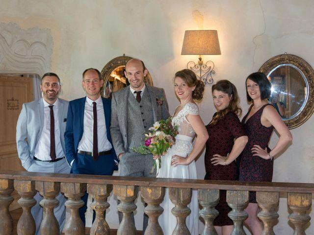 Le mariage de Fred et Sandra à Lans-en-Vercors, Isère 25