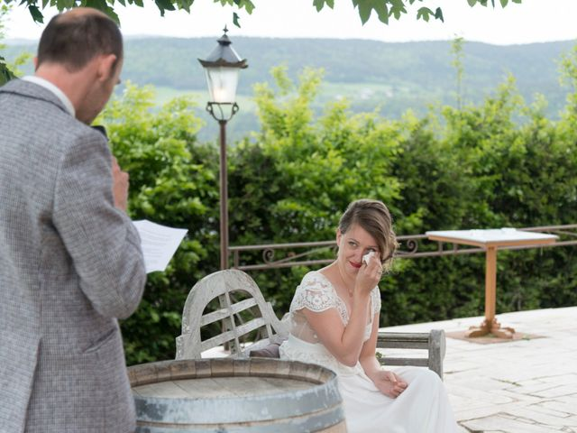 Le mariage de Fred et Sandra à Lans-en-Vercors, Isère 28