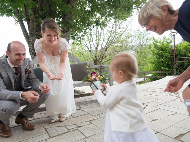 Le mariage de Fred et Sandra à Lans-en-Vercors, Isère 29