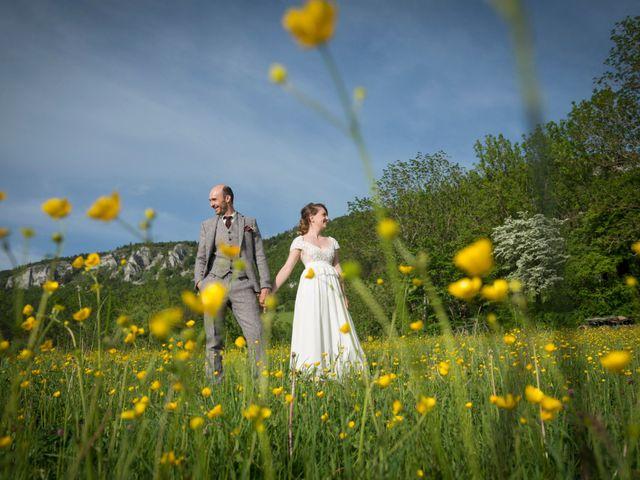Le mariage de Fred et Sandra à Lans-en-Vercors, Isère 31
