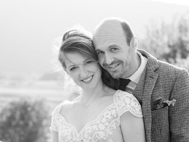 Le mariage de Fred et Sandra à Lans-en-Vercors, Isère 33