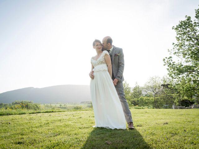 Le mariage de Fred et Sandra à Lans-en-Vercors, Isère 34