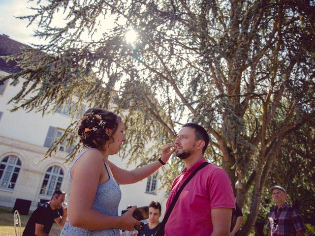 Le mariage de Camille et Justine à Roanne, Loire 6