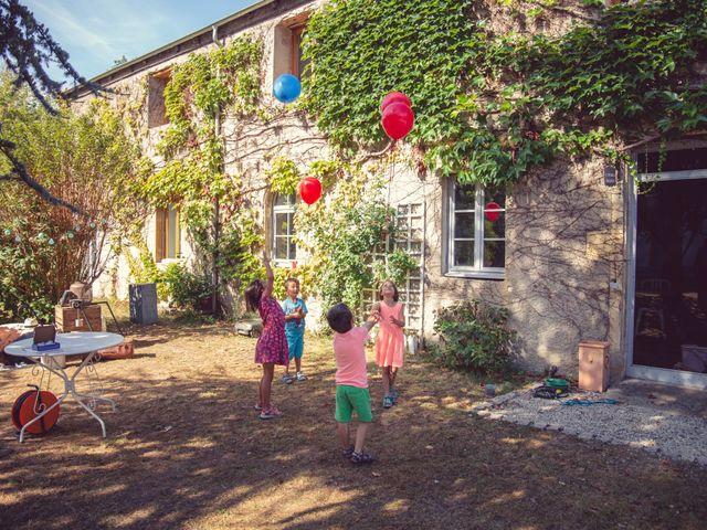 Le mariage de Camille et Justine à Roanne, Loire 7