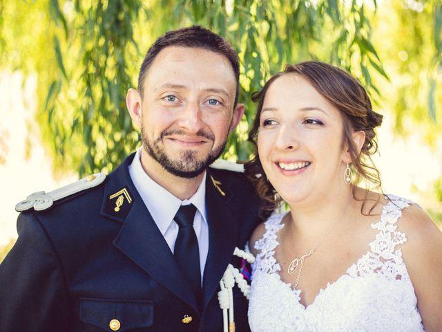 Le mariage de Camille et Justine à Roanne, Loire 32