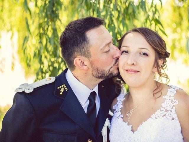 Le mariage de Camille et Justine à Roanne, Loire 33