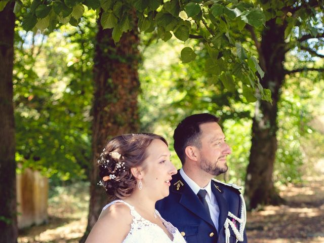 Le mariage de Camille et Justine à Roanne, Loire 1