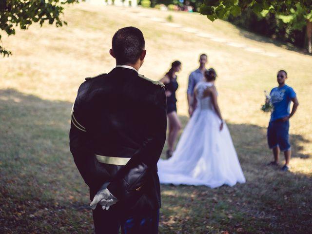 Le mariage de Camille et Justine à Roanne, Loire 37