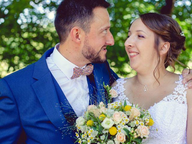 Le mariage de Camille et Justine à Roanne, Loire 41