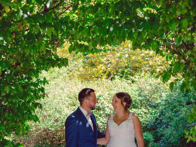 Le mariage de Camille et Justine à Roanne, Loire 45