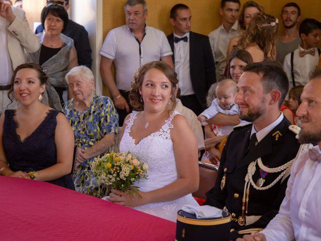 Le mariage de Camille et Justine à Roanne, Loire 53
