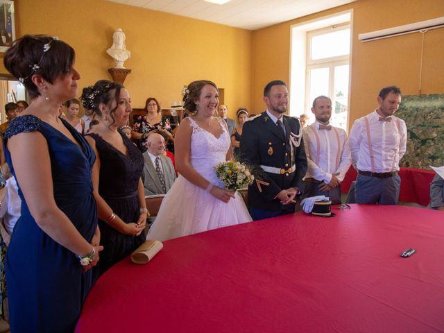 Le mariage de Camille et Justine à Roanne, Loire 55