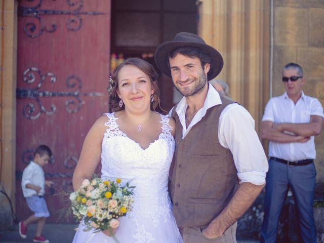 Le mariage de Camille et Justine à Roanne, Loire 61