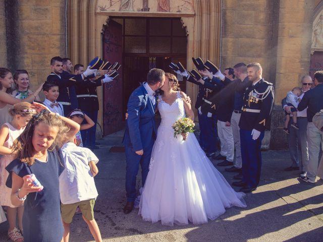 Le mariage de Camille et Justine à Roanne, Loire 68