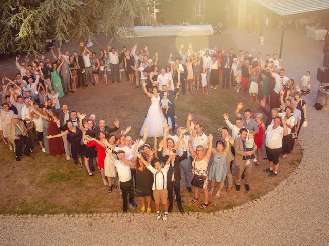 Le mariage de Camille et Justine à Roanne, Loire 78
