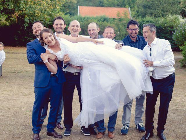 Le mariage de Camille et Justine à Roanne, Loire 85