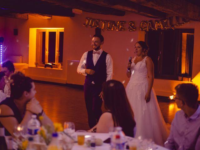 Le mariage de Camille et Justine à Roanne, Loire 99