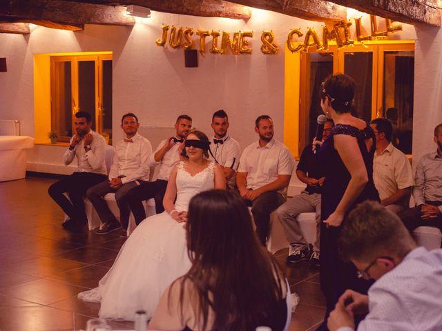Le mariage de Camille et Justine à Roanne, Loire 102