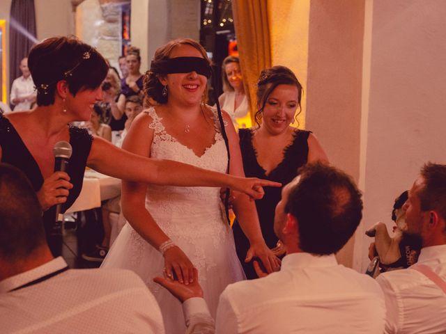 Le mariage de Camille et Justine à Roanne, Loire 103