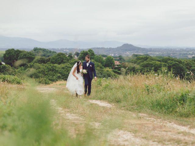 Le mariage de Clément et Jade à Itxassou, Pyrénées-Atlantiques 1
