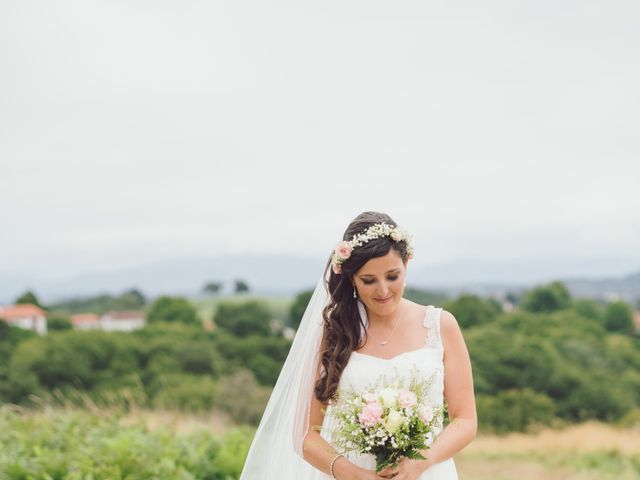 Le mariage de Clément et Jade à Itxassou, Pyrénées-Atlantiques 4