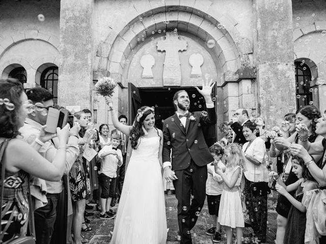 Le mariage de Clément et Jade à Itxassou, Pyrénées-Atlantiques 2