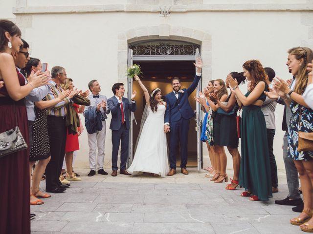 Le mariage de Clément et Jade à Itxassou, Pyrénées-Atlantiques 5