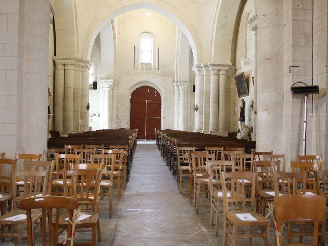 Le mariage de Jonathan et Audrey à Coussay-les-Bois, Vienne 21