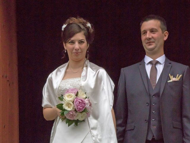 Le mariage de Jonathan et Audrey à Coussay-les-Bois, Vienne 24